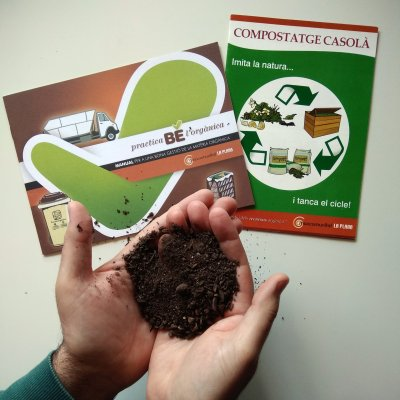 Compostge a casa - Setmana internacional del compost
