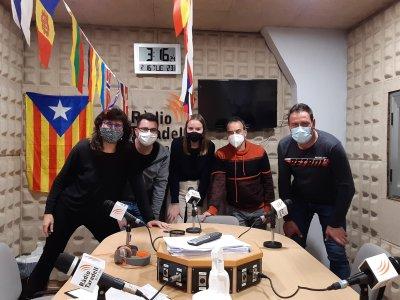 Jurat del Concurs de Balcons, Finestres i Aparadors.