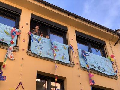 Concurs de balcons i finestres Carnaval 2112