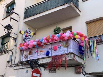 Concurs de balcons i finestres Carnaval 2113