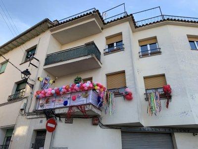 Concurs de balcons i finestres Carnaval 2114