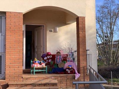 Concurs de balcons i finestres Carnaval 2118