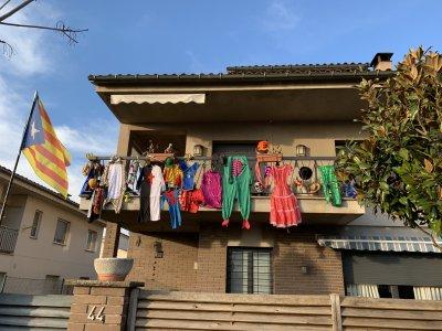 Concurs de balcons i finestres Carnaval 2127