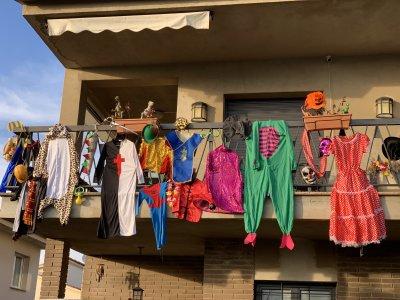 Concurs de balcons i finestres Carnaval 2128