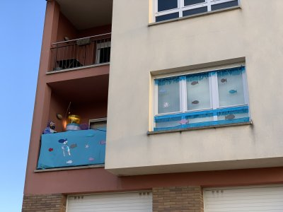 Concurs de balcons i finestres Carnaval 2134