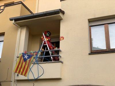 Concurs de balcons i finestres Carnaval 2136