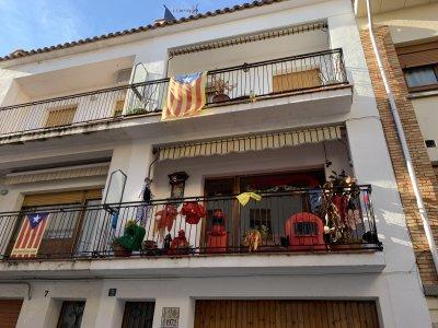 Concurs de balcons i finestres Carnaval 216