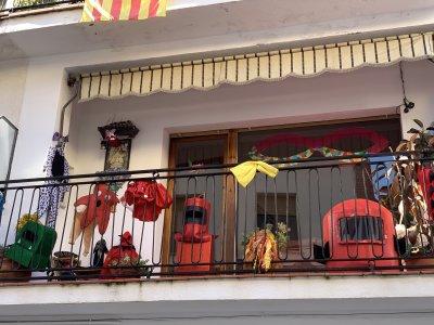 Concurs de balcons i finestres Carnaval 217