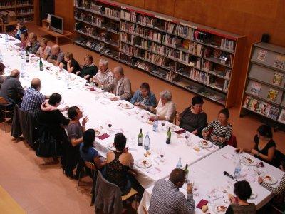 Sopar basc a càrrec del restaurant Nou Montseny