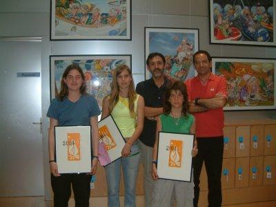 Guanyadors Solstici 2004