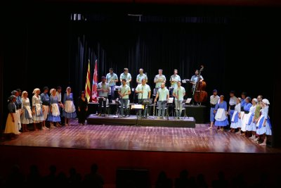 Esbart Sant Genís festa major 2019