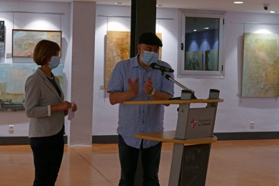 Exposició 'Utopia' Jesús Ramos (2)