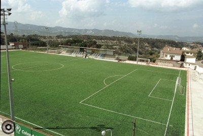 Camp de futbol Roureda_Arxiu Fotogràfic Taradell