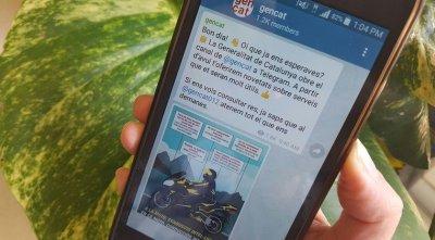 Telegram - Generalitat