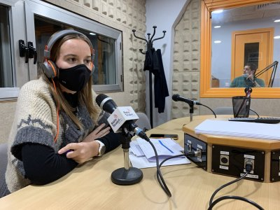 Berta Camprubí Ràdio Taradell