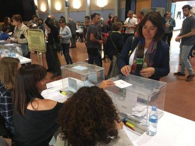 Mercè Cabanas eleccions municipals