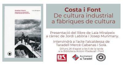 Invitació llibre Laia Miralpeix