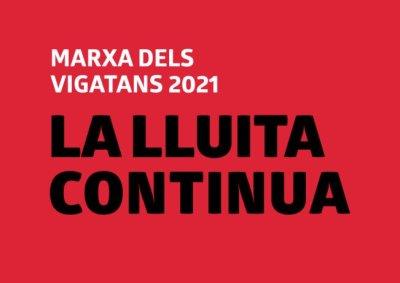 Marxa dels Vigatans 2021