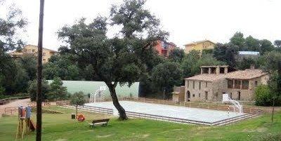 Pista Poliesportiva municipal Joan Segarra
