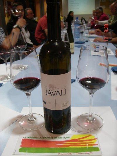 Tast de vins portuguesos