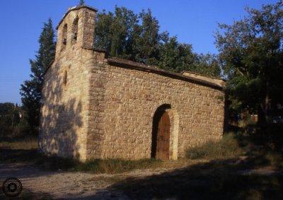 Ermita de Sant Quirze (Arxiu Fotogràfic Taradell | Genís Sañé)