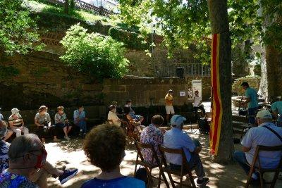 Sardanes vermut i inauguració nou broc de la Font Gran (18)
