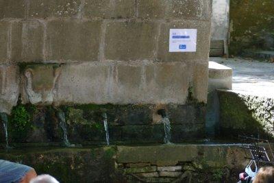 Sardanes vermut i inauguració nou broc de la Font Gran (6)