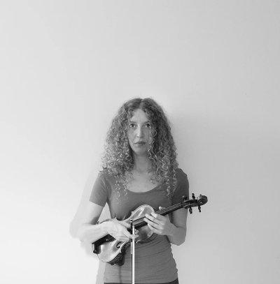 Violinista Coloma Bertran