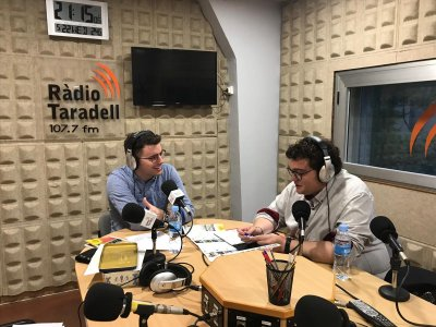 Marc Güell i Santi Estragués