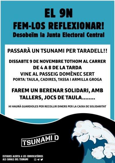 Tsunami Taradell 9N