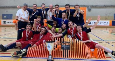 Espanya sub 19 hoquei patins - Oriol Ramírez 2019