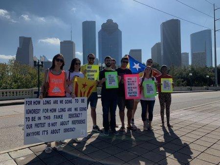 Protesta Houston