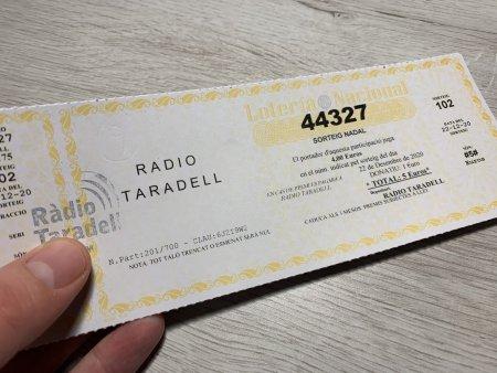 Loteria Ràdio Taradell