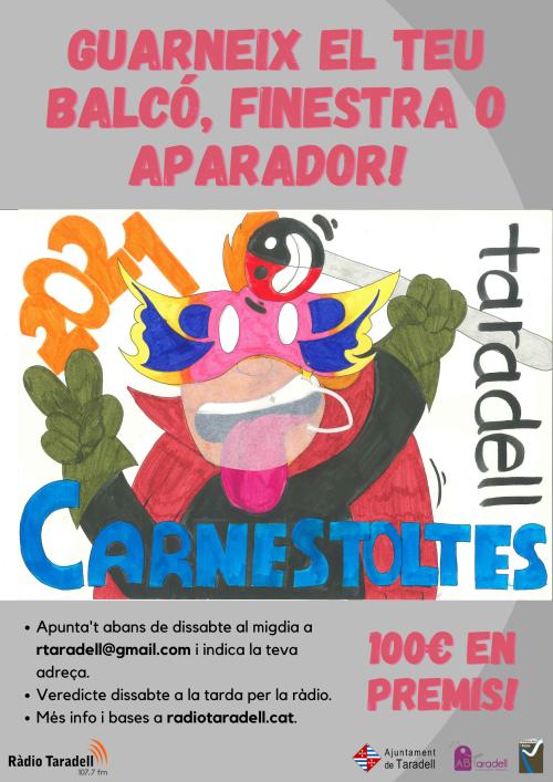 Cartell Carnaval 21
