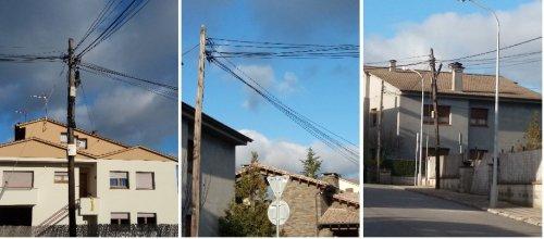 Participació ciutadana Zona Esportiva i La Roureda - línies de telefonia aèria