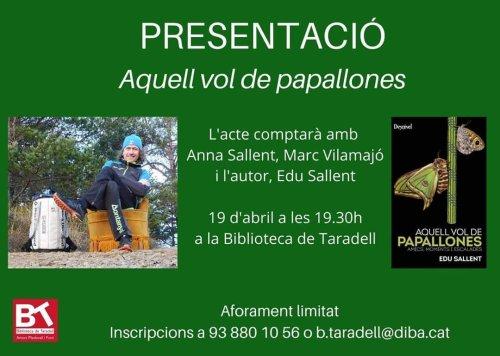 Presentació llibre Sallent