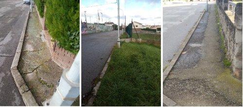 Participació ciutadana Zona Esportiva i La Roureda - voreres inacabades