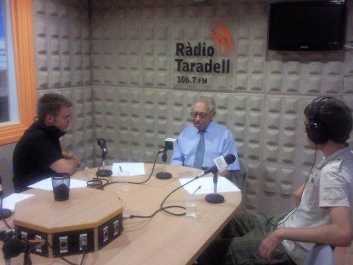 Jaume Caralt, un dels entrevistats de 'Fem memòria'.