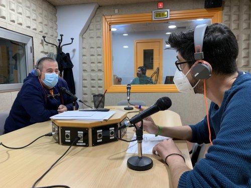 Entrevista al president de l'ABT per donar el tret de sortida a la campanya de Nadal.