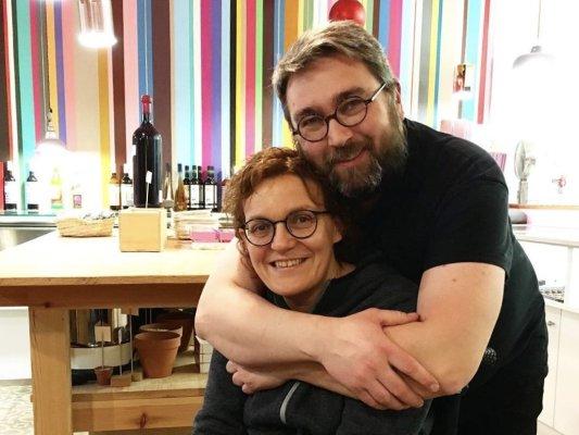 Carta d'agraïment de Sandra López i Raül Cegarra