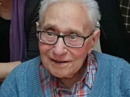 Mor Jaume Caralt als 106 anys