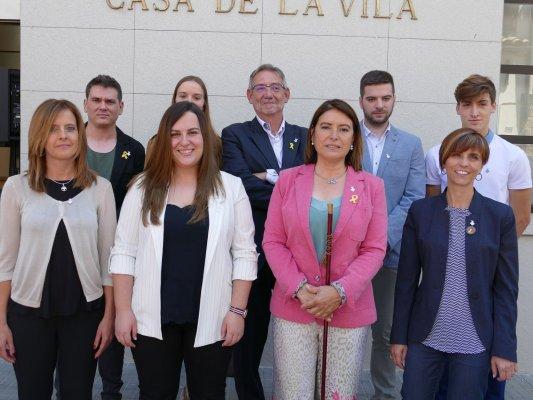L'equip de govern assegura que ja ha complert més del 50% del programa electoral