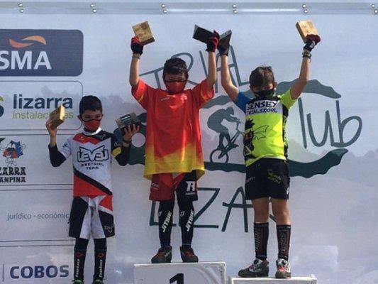 Tercer lloc per David López a la primera prova de la Copa Espanya de bicitrial