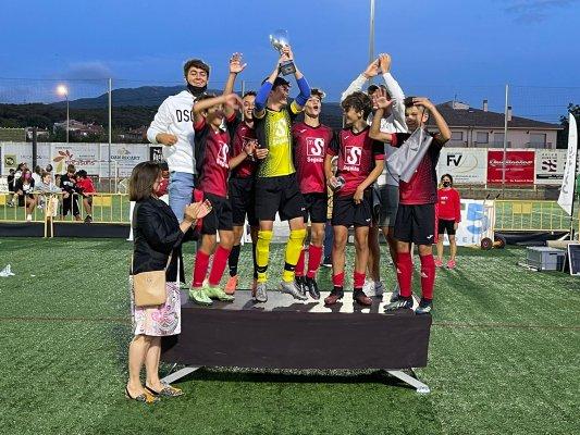 Finalitza la 36a edició del Torneig de Futbol 5 de Taradell