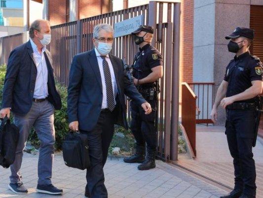 Homs es manté com un dels afectats per la multa milionària del Tribunal de Comptes