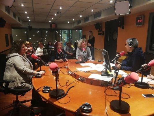 Les telefonistes de Taradell al programa 'Islàndia' de Rac1