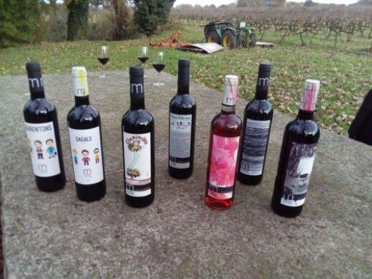 Nova campanya de l'ABT, amb el sorteig de tastos de vins a Vila-Rasa