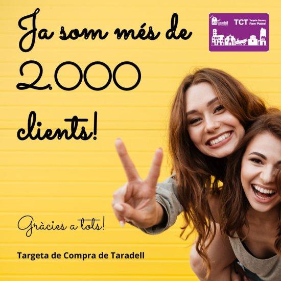 2.000 clients TCT