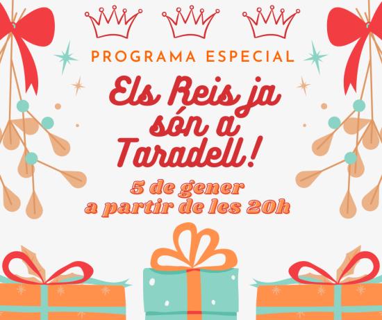 Programa especial Reis