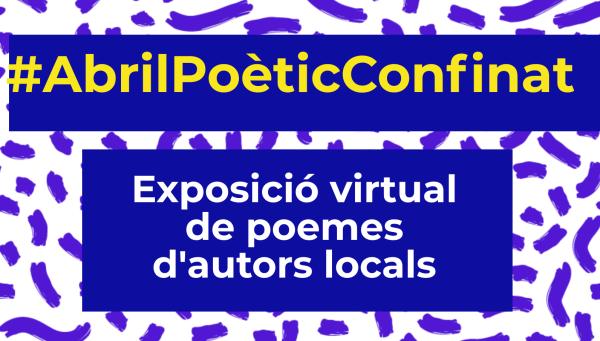 Els poemes de l'Abril Poètic 2020